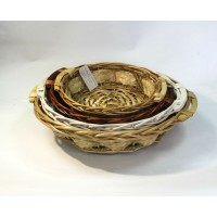 Luxury willow baskets