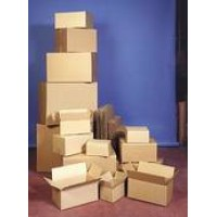 Cradboard Boxes for Deliveries