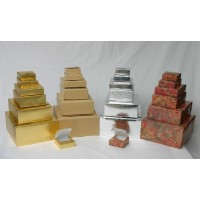 Foldable gift boxes / cookies / chocolate