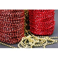 String Beads on roll